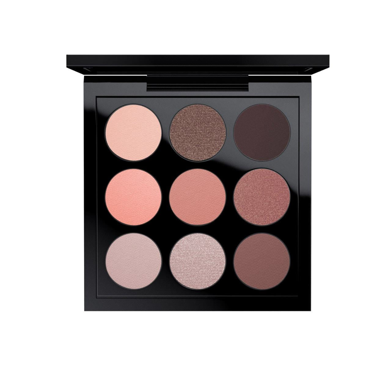 Eye Shadow x 9: Dusky Rose Times Nine